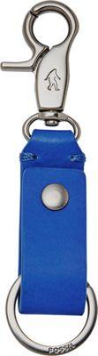 Fossil Sasquatch Keyfob Blue - Fossil Designer Handbags