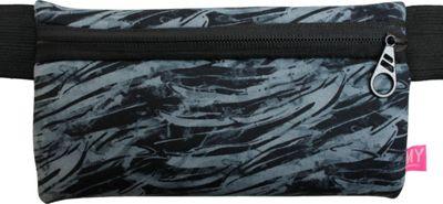 MyTagAlongs Luxe Fit Belt Black - MyTagAlongs Sports Accessories