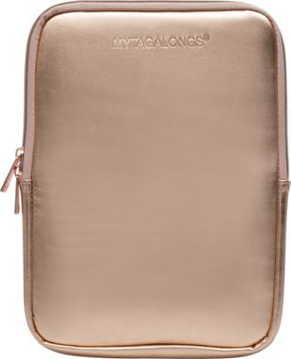 MYTAGALONGS MYTAGALONGS Goddess Tablet Sleeve 2.0 Rose Gold - MYTAGALONGS Electronic Cases