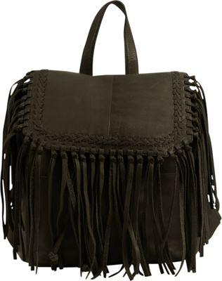 Day & Mood Anna Backpack Slate - Day & Mood Leather Handbags