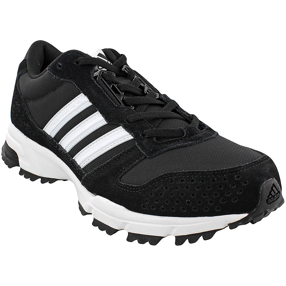 adidas outdoor Mens Marathon 10 Trail Shoe 11.5 - Black/White/White - adidas outdoor Mens Footwear - Apparel & Footwear, Men's Footwear
