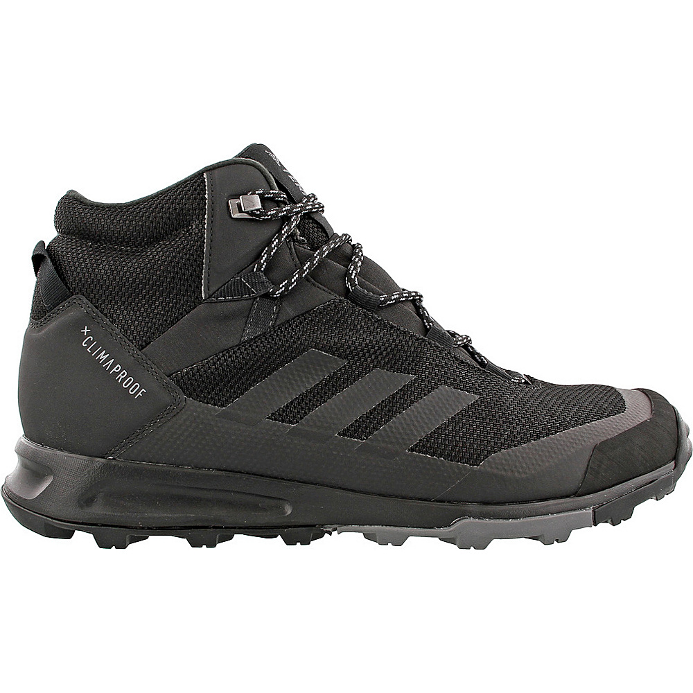 adidas outdoor Mens Terrex Tivid Mid CP Shoe 8.5 - Black/Black/Grey Four - adidas outdoor Mens Footwear - Apparel & Footwear, Men's Footwear
