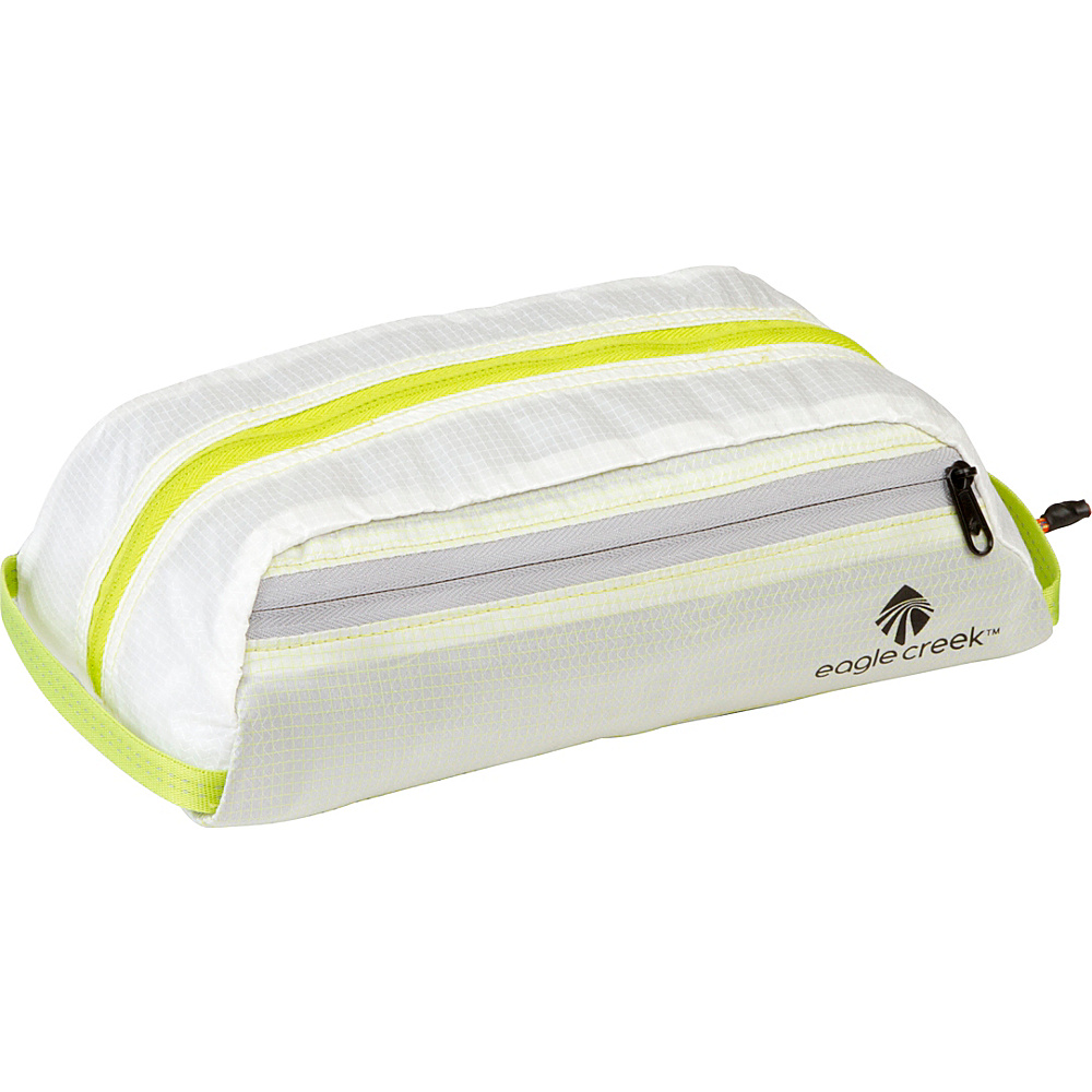 Eagle Creek Pack-It Specter Tech Quick Trip White/Strobe - Eagle Creek Toiletry Kits - Travel Accessories, Toiletry Kits