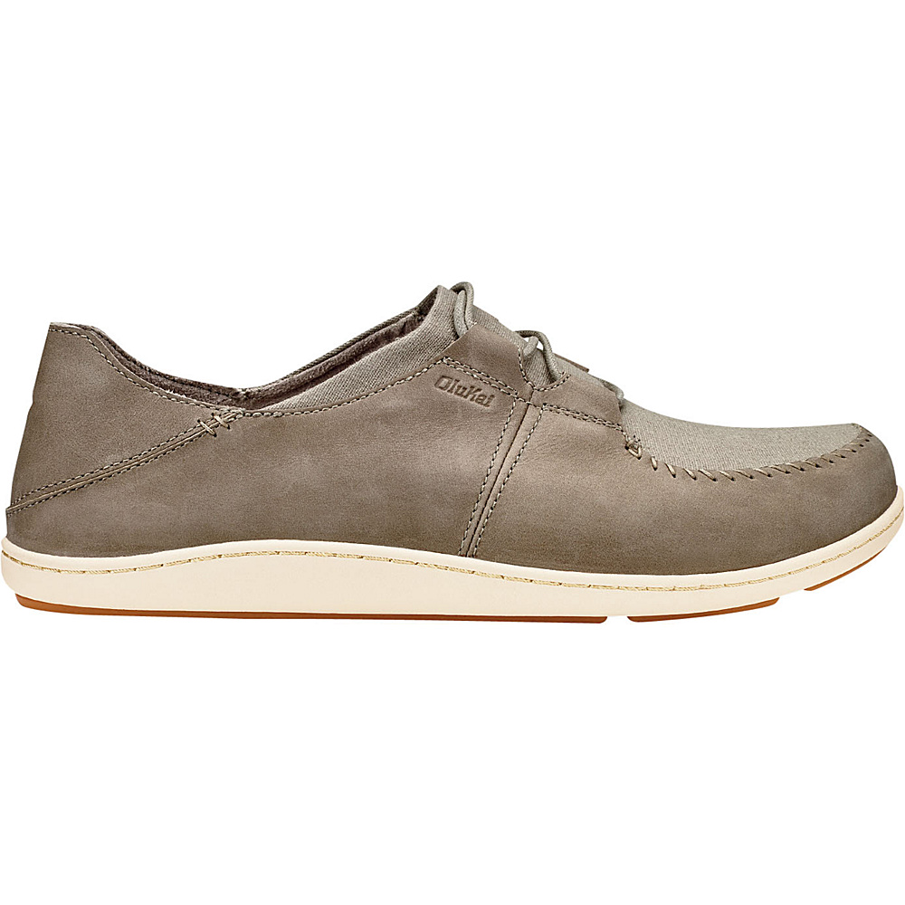 OluKai Mens Honua Slip-On 7 - Clay/Clay - OluKai Mens Footwear - Apparel & Footwear, Men's Footwear