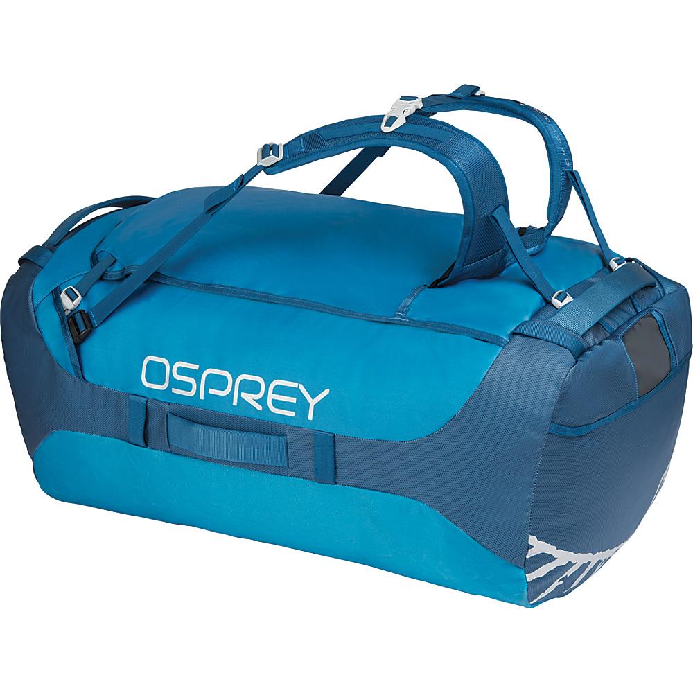 Osprey Transporter 130L Duffel Kingfisher Blue - Osprey Travel Duffels - Duffels, Travel Duffels