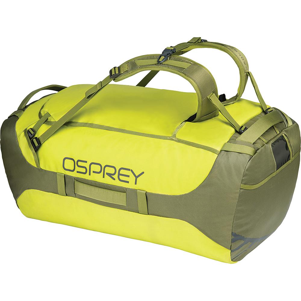 Osprey Transporter 130L Duffel Sub Lime - Osprey Travel Duffels - Duffels, Travel Duffels