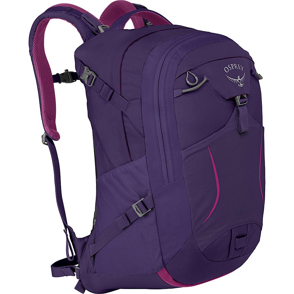 Osprey Womens Palea 26L Laptop Backpack Mariposa Purple - Osprey Laptop Backpacks - Backpacks, Laptop Backpacks