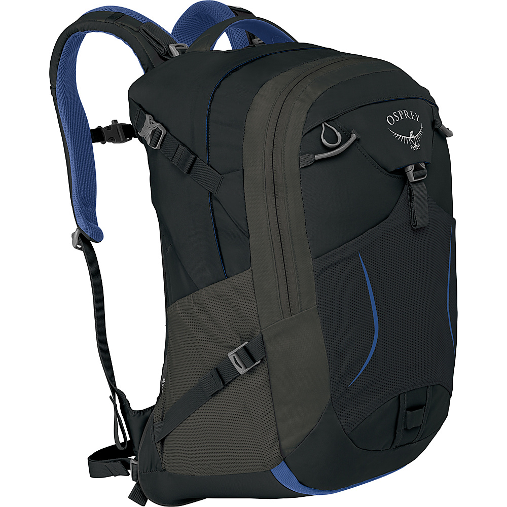 Osprey Womens Palea 26L Laptop Backpack Black Orchid - Osprey Laptop Backpacks - Backpacks, Laptop Backpacks