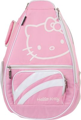 Hello Kitty Golf Premier Collection Tennis Backpack Pink - Hello Kitty Golf Gym Bags