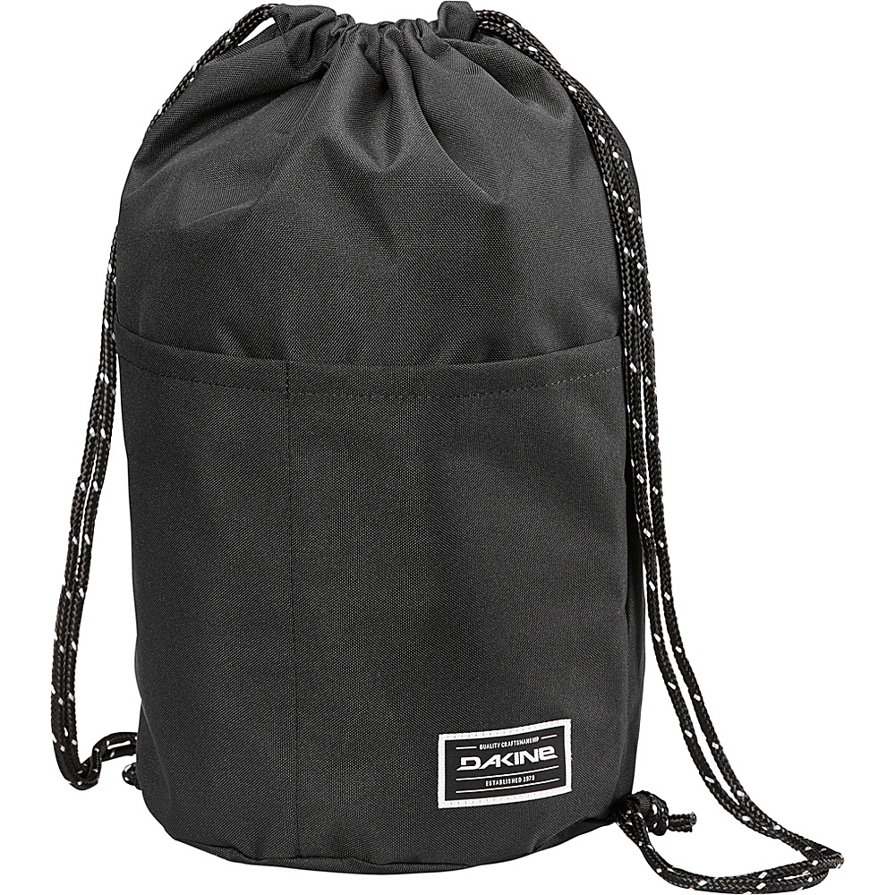 DAKINE Cinch Pack 17L Backpack Black - DAKINE School & Day Hiking Backpacks - Backpacks, School & Day Hiking Backpacks