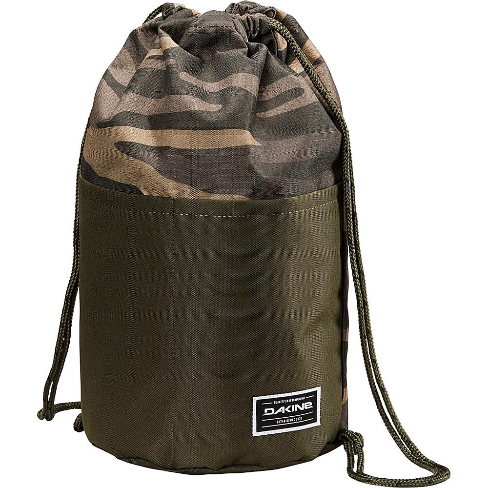 DAKINE Cinch Pack 17L Backpack FIELD CAMO - DAKINE School & Day Hiking Backpacks - Backpacks, School & Day Hiking Backpacks