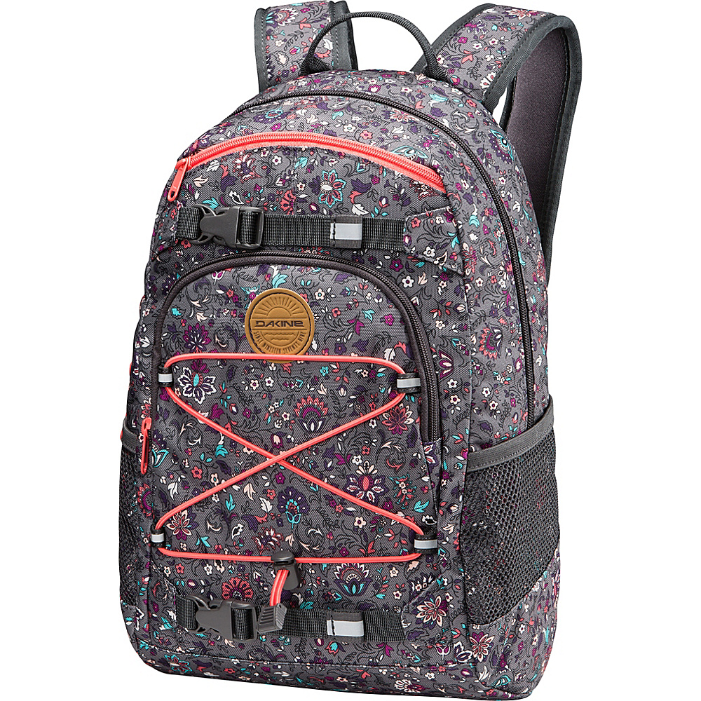 DAKINE Grom 13L Backpack Wallflower II - DAKINE School & Day Hiking Backpacks - Backpacks, School & Day Hiking Backpacks