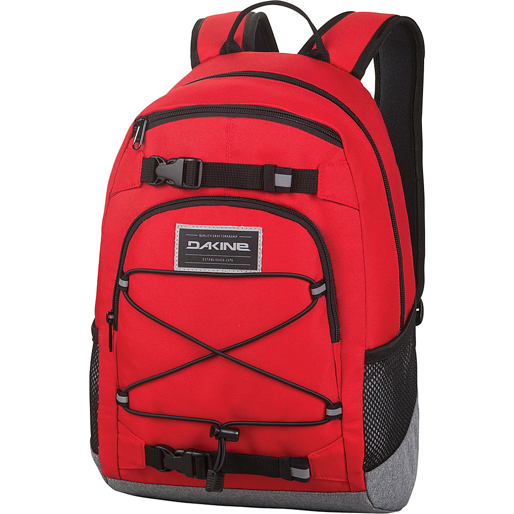 DAKINE Grom 13L Backpack Red - DAKINE School & Day Hiking Backpacks - Backpacks, School & Day Hiking Backpacks