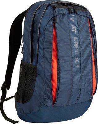 Weatherproof Cascade 19 inch Laptop Backpack Navy - Weatherproof Business & Laptop Backpacks