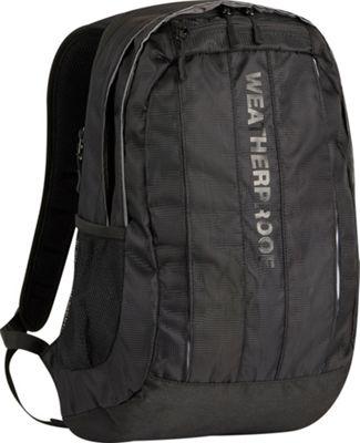 Weatherproof Cascade 19 inch Laptop Backpack Black - Weatherproof Business & Laptop Backpacks