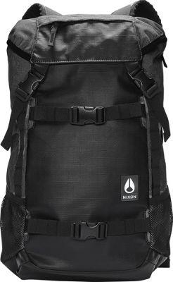 Nixon Landlock Laptop Backpack II Black - Nixon Laptop Backpacks