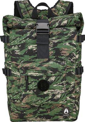 Nixon Swamis Backpack II Tiger Camo - Nixon School & Day Hiking Backpacks