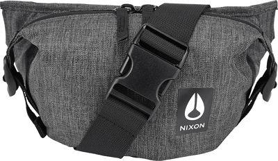 Nixon Trestles Hip Pack Charcoal Heather - Nixon Waist Packs
