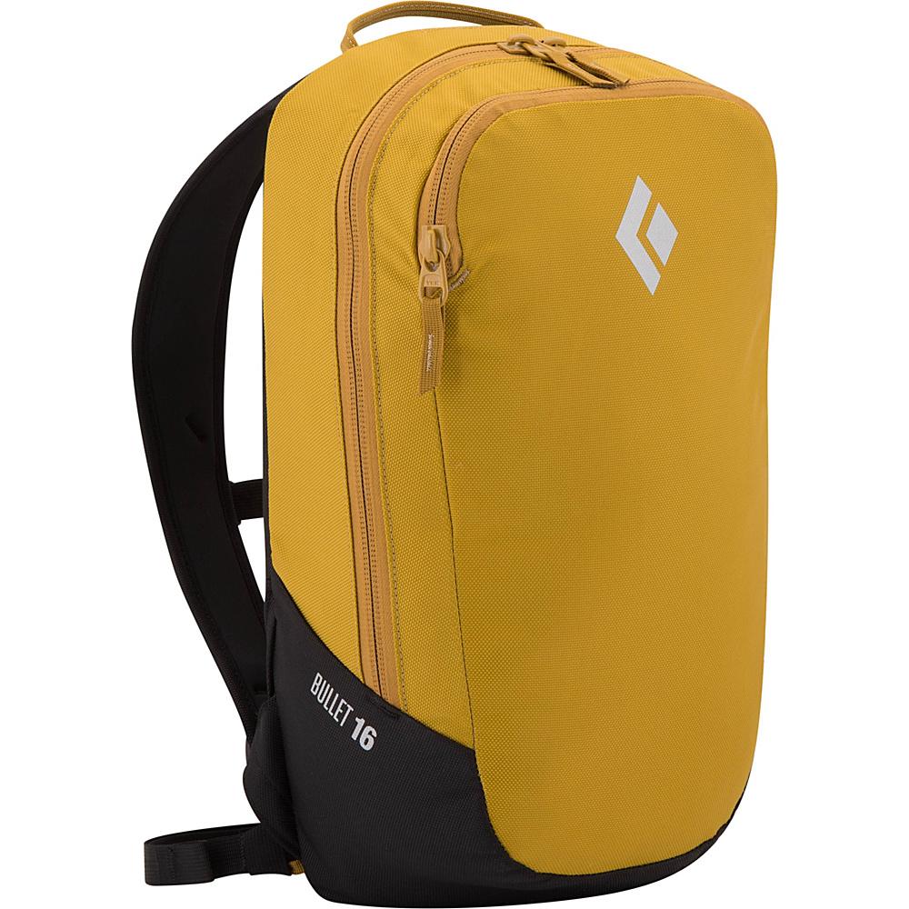 Black Diamond Bullet 16 Backpack Curry - Black Diamond Day Hiking Backpacks - Outdoor, Day Hiking Backpacks