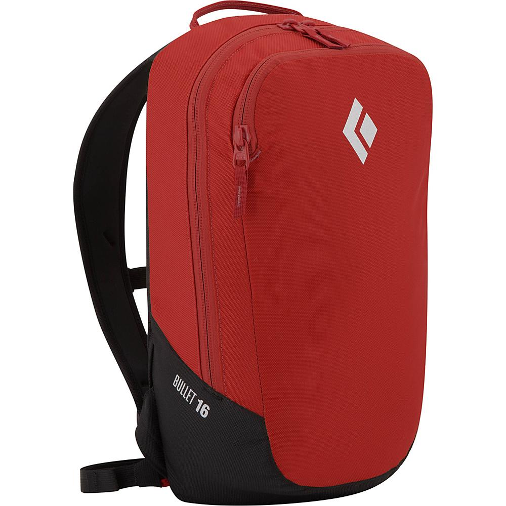 Black Diamond Bullet 16 Backpack Deep Torch - Black Diamond Day Hiking Backpacks - Outdoor, Day Hiking Backpacks