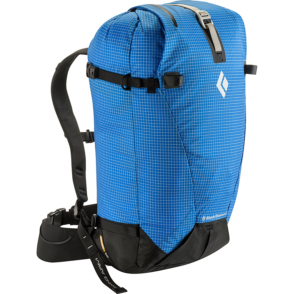 Black Diamond Cirque 45 Ski Pack Ultra Blue - Small/Medium - Black Diamond Day Hiking Backpacks - Outdoor, Day Hiking Backpacks