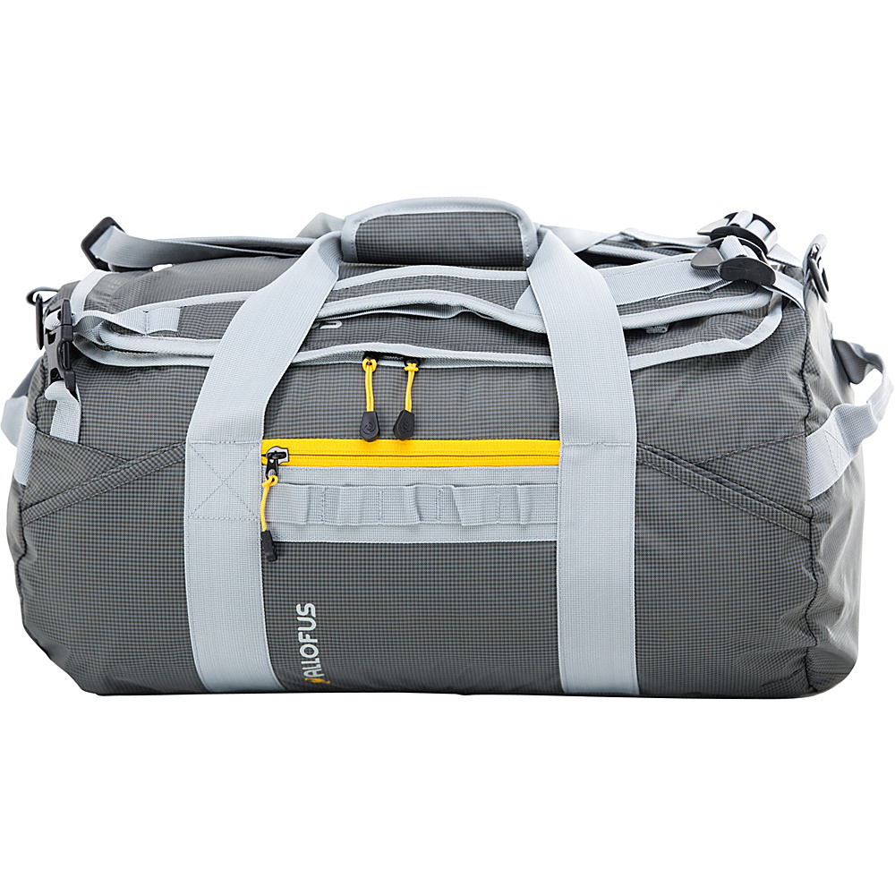 """Image of All of Us Foldable 21"""" Ultralight Sport Duffel Grey - All of Us Travel Duffels"""