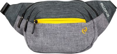 All of Us Wolf Pack Waist Pack Heather Grey - All of Us Waist Packs