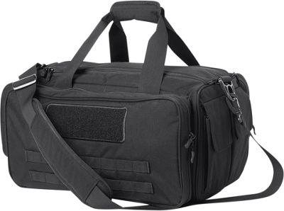 Cannae Pro Gear Armory Range Duffel Black - Cannae Pro Gear Hunting Bags