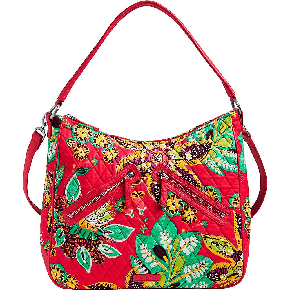 Vera Bradley Vivian Hobo Bag - Retired Colors Rumba - Vera Bradley Fabric Handbags - Handbags, Fabric Handbags