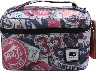 AfterGen Anti-Bully Lunch Bag Skater Pink - AfterGen Travel Coolers