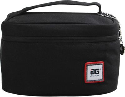AfterGen Anti-Bully Lunch Bag Classic Black - AfterGen Travel Coolers