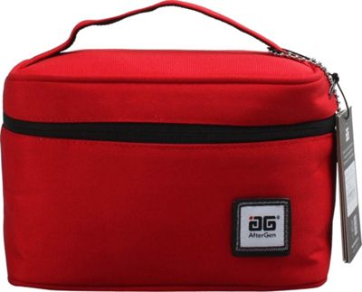 AfterGen Anti-Bully Lunch Bag Classic Red - AfterGen Travel Coolers
