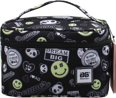 AfterGen Anti-Bully Lunch Bag Dreamer Black - AfterGen Travel Coolers