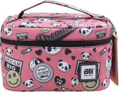 AfterGen Anti-Bully Lunch Bag Dreamer Pink - AfterGen Travel Coolers