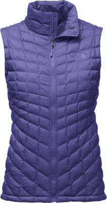 The North Face Womens Thermoball Vest XS - Bright Navy Matte - The North Face Women's Apparel