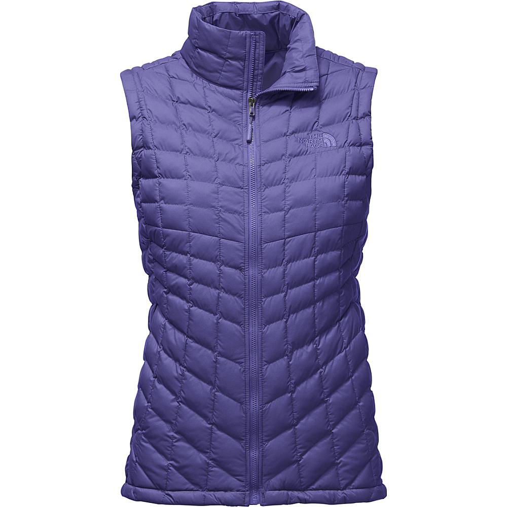 The North Face Womens Thermoball Vest S - Bright Navy Matte - The North Face Womens Apparel - Apparel & Footwear, Women's Apparel