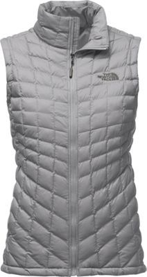 The North Face Womens Thermoball Vest XS - Mid Grey Matte - The North Face Women's Apparel