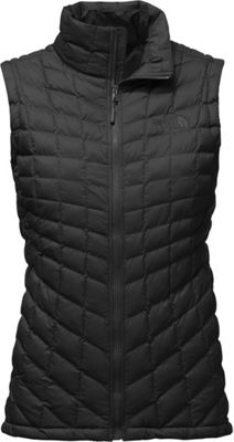 The North Face Womens Thermoball Vest XL - TNF Black Matte - The North Face Women's Apparel