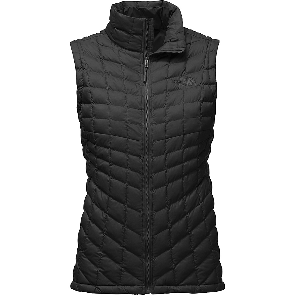 The North Face Womens Thermoball Vest S - TNF Black Matte - The North Face Womens Apparel - Apparel & Footwear, Women's Apparel