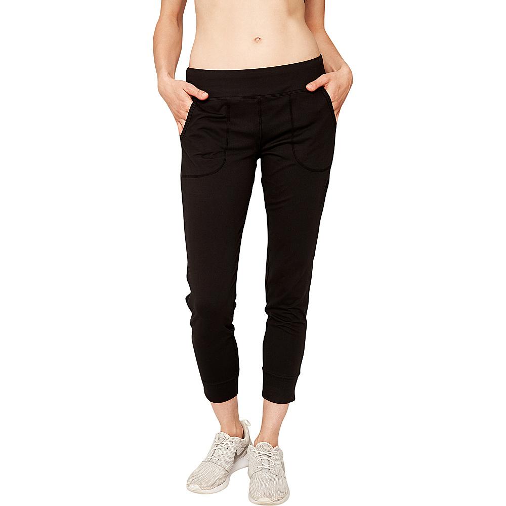 Lole Leala Capris XS - Black - Lole Womens Apparel - Apparel & Footwear, Women's Apparel