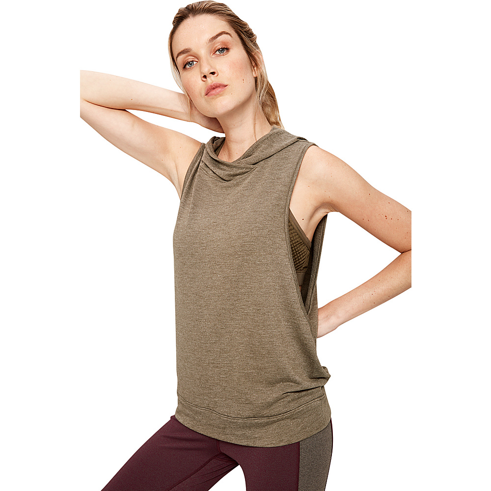 Lole May Top XS - Mount Royal Heather - Lole Womens Apparel - Apparel & Footwear, Women's Apparel