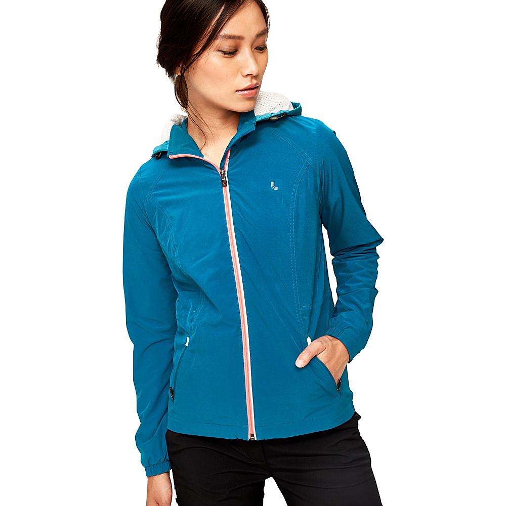 Lole Para Jacket S - Seaport - Lole Womens Apparel - Apparel & Footwear, Women's Apparel
