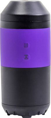 ZAQ ZAQ Tour Travel Size Aromatherapy Diffuser Purple/Black - ZAQ Travel Health & Beauty
