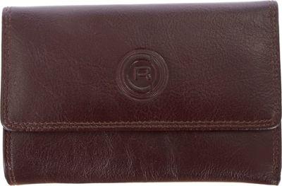 Club Rochelier Slim Clutch Wallet Mahogany - Club Rochelier Women's Wallets