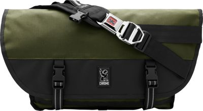 Chrome Industries Citizen Messenger Ranger/Black - Chrome Industries Messenger Bags