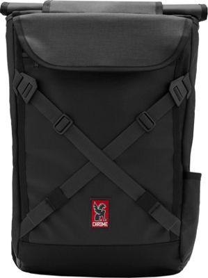 Chrome Industries Bravo 2.0 Laptop Backpack Black/Black - Chrome Industries Business & Laptop Backpacks