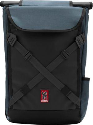 Chrome Industries Bravo 2.0 Laptop Backpack Indigo/Black - Chrome Industries Business & Laptop Backpacks
