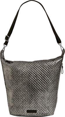 Vera Bradley Carson Hobo Bag Mist - Vera Bradley Fabric Handbags