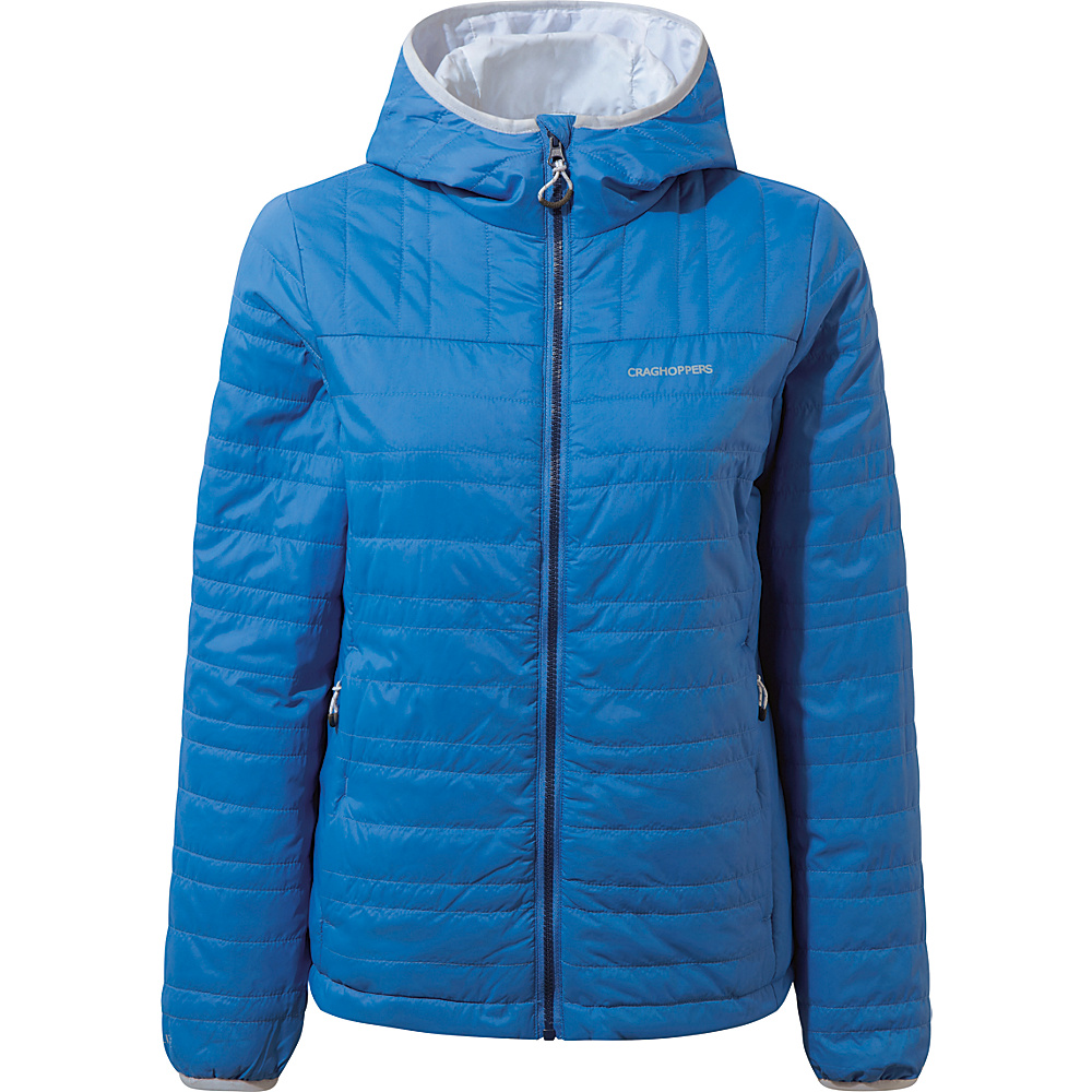 Craghoppers Nat Geo CompressLite II Jacket 6 - Night Blue - Craghoppers Womens Apparel - Apparel & Footwear, Women's Apparel