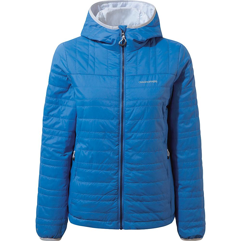 Craghoppers Nat Geo CompressLite II Jacket 4 - Night Blue - Craghoppers Womens Apparel - Apparel & Footwear, Women's Apparel